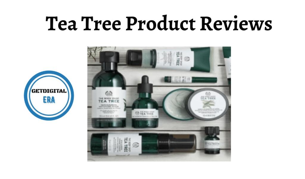 Tea Tree Shampoo Reviews