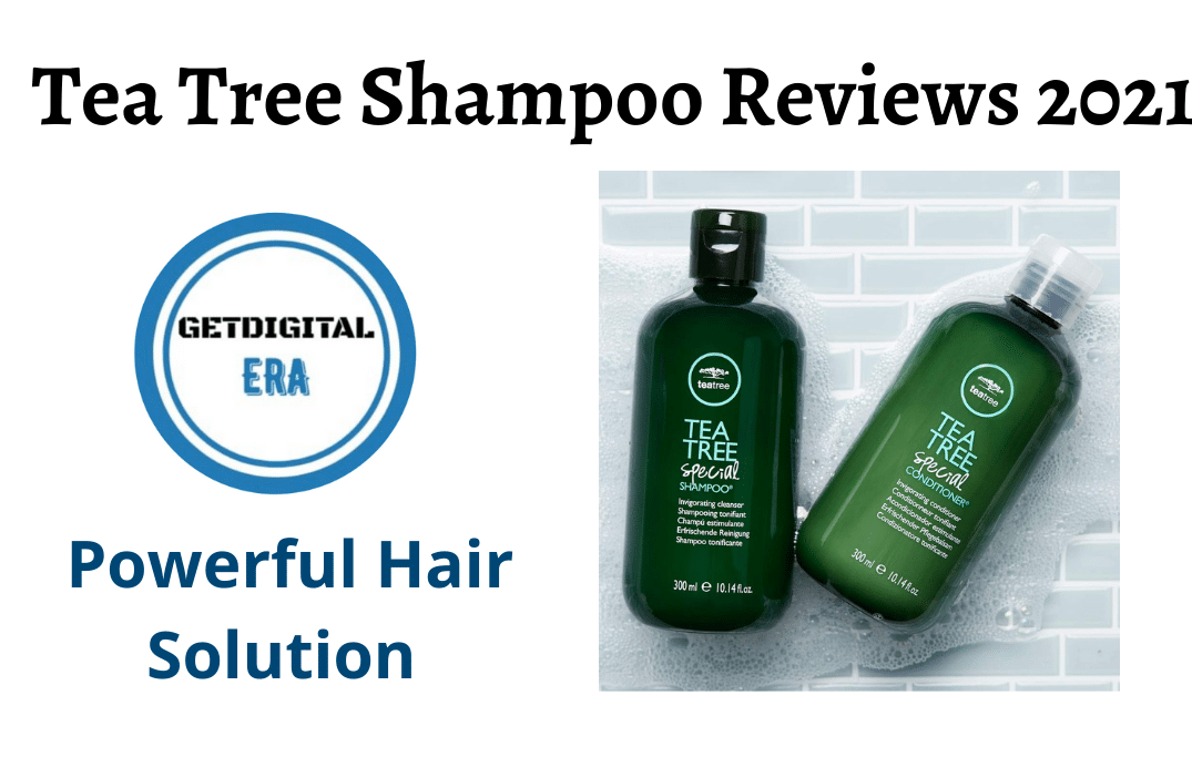 Tea Tree Shampoo Reviews