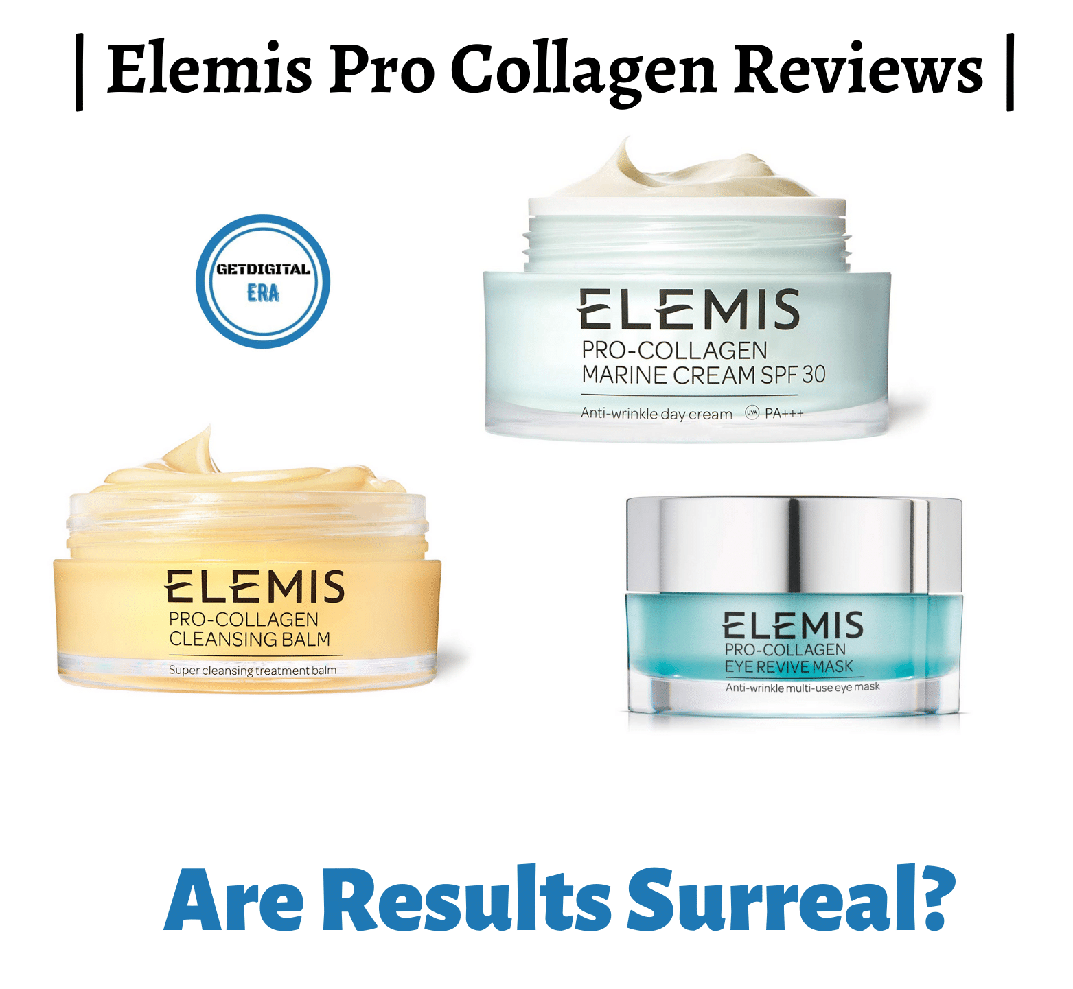 Elemis Pro Collagen Reviews