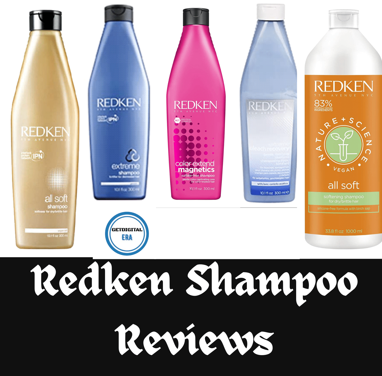 Redken Shampoo Reviews