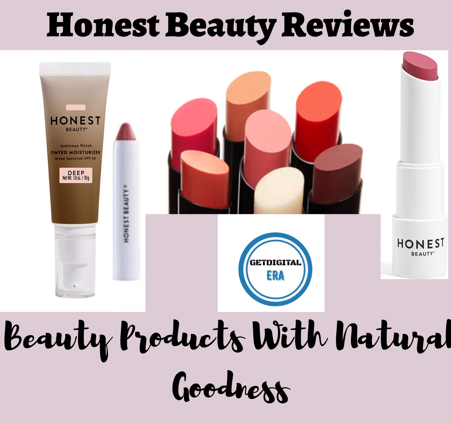 Honest Beauty Reviews