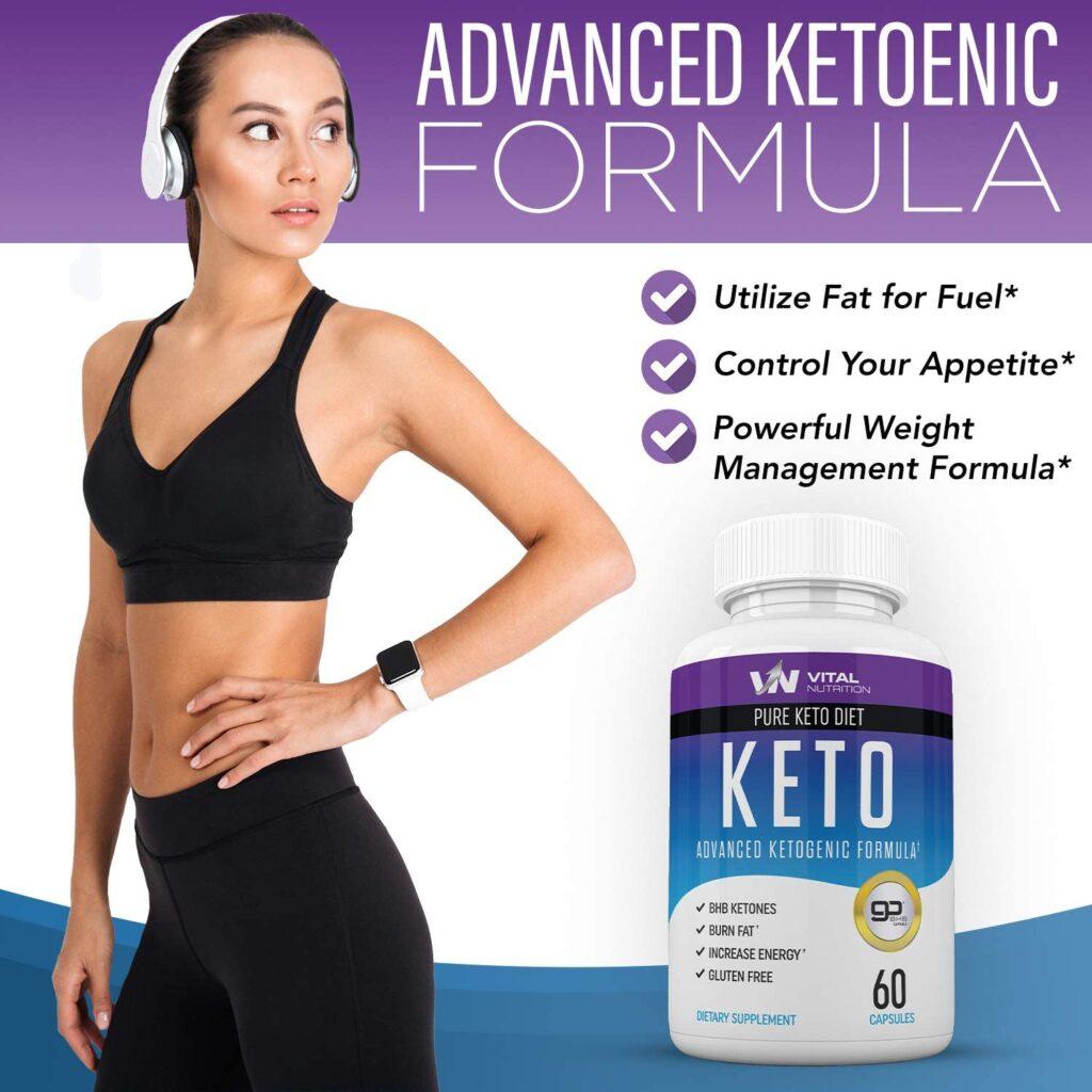 Keto Pure Diet Pills Reviews