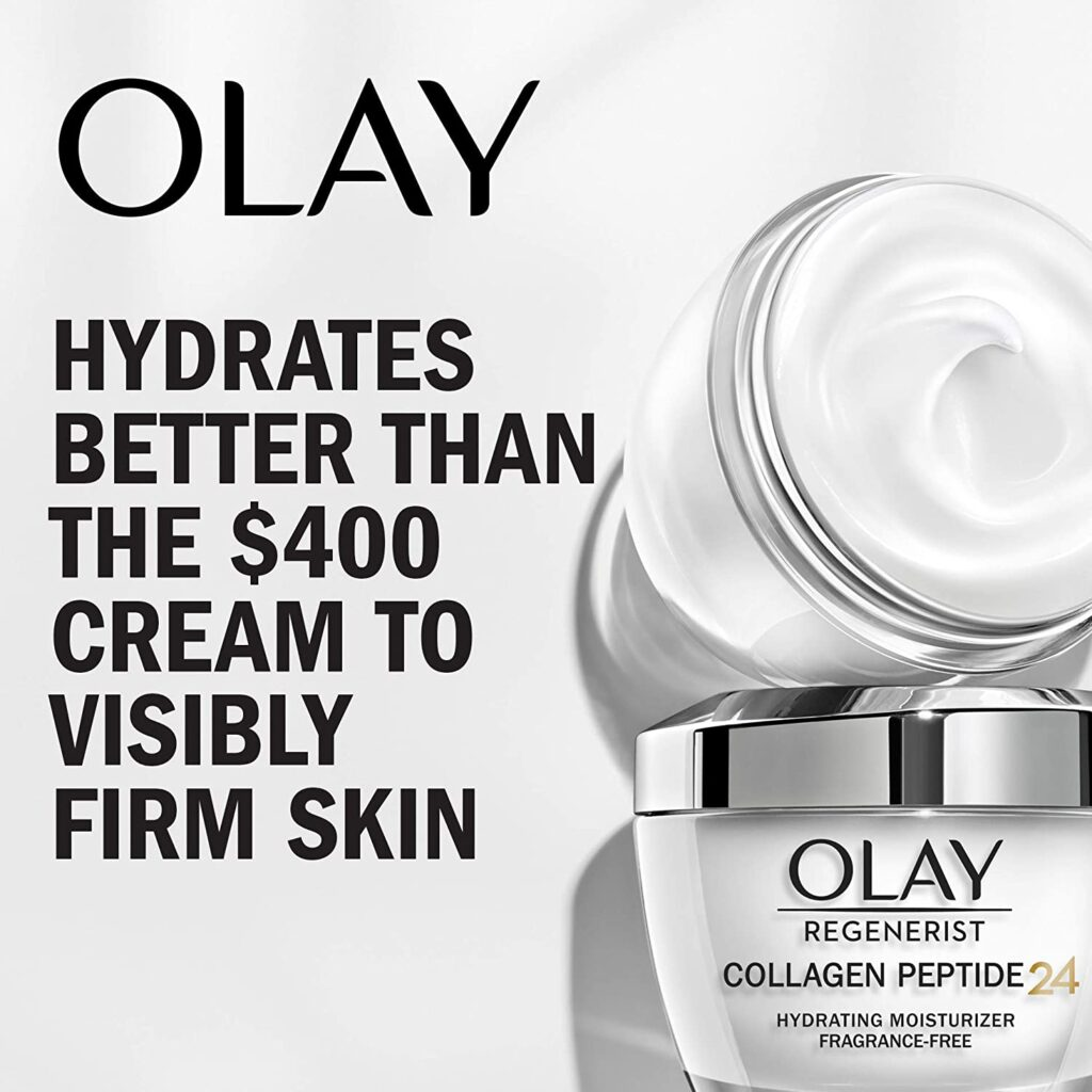 Olay Regenerist Collagen Peptide Reviews
