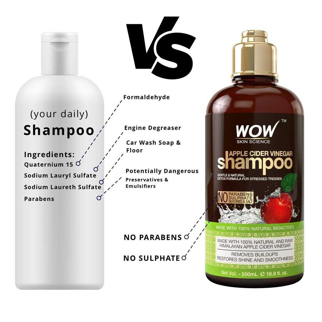 Wow Shampoos Reviews