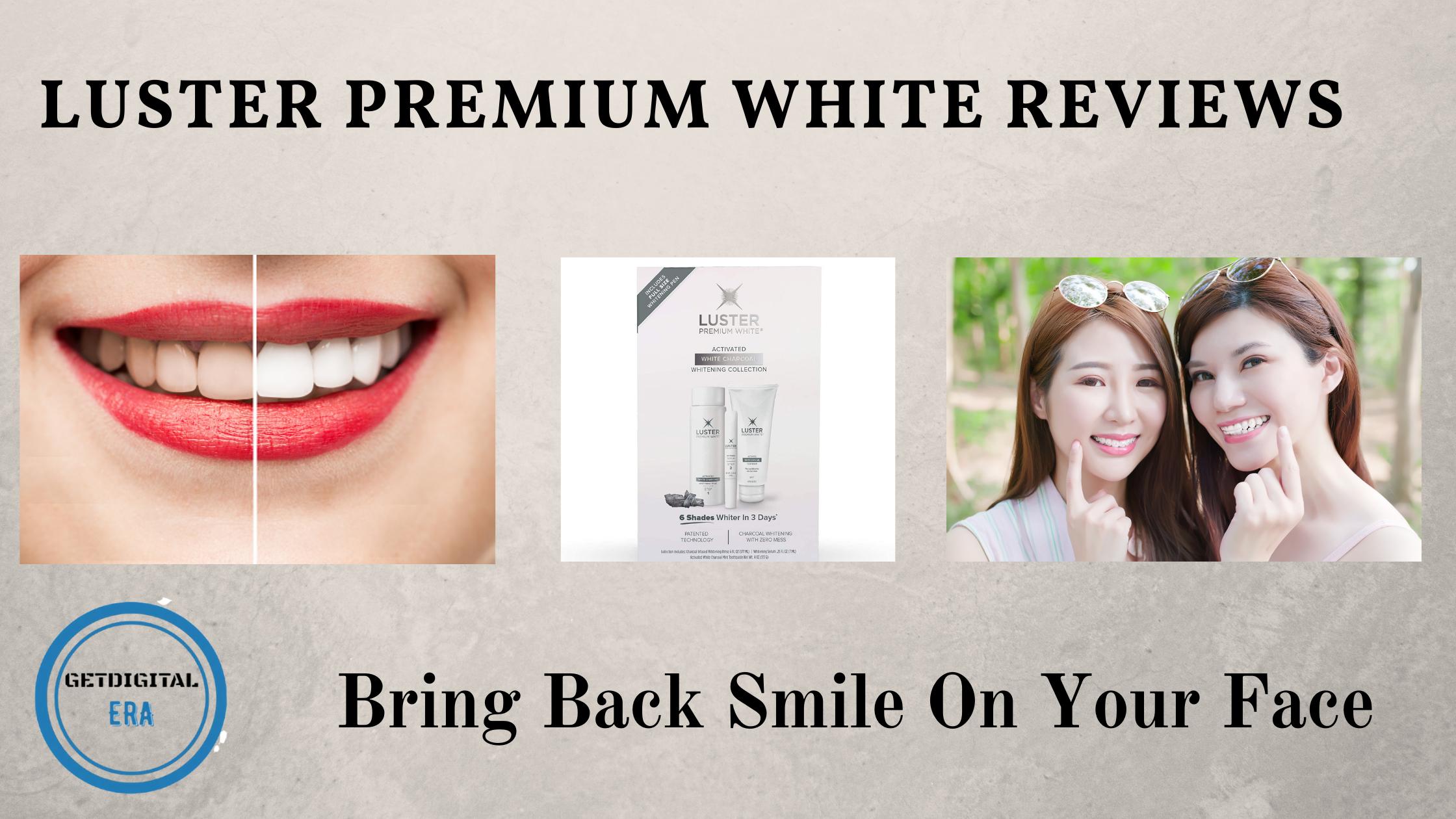 Luster Premium White Reviews