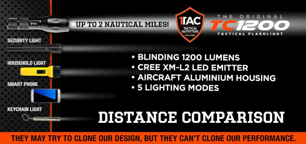 1Tac Flashlight Reviews