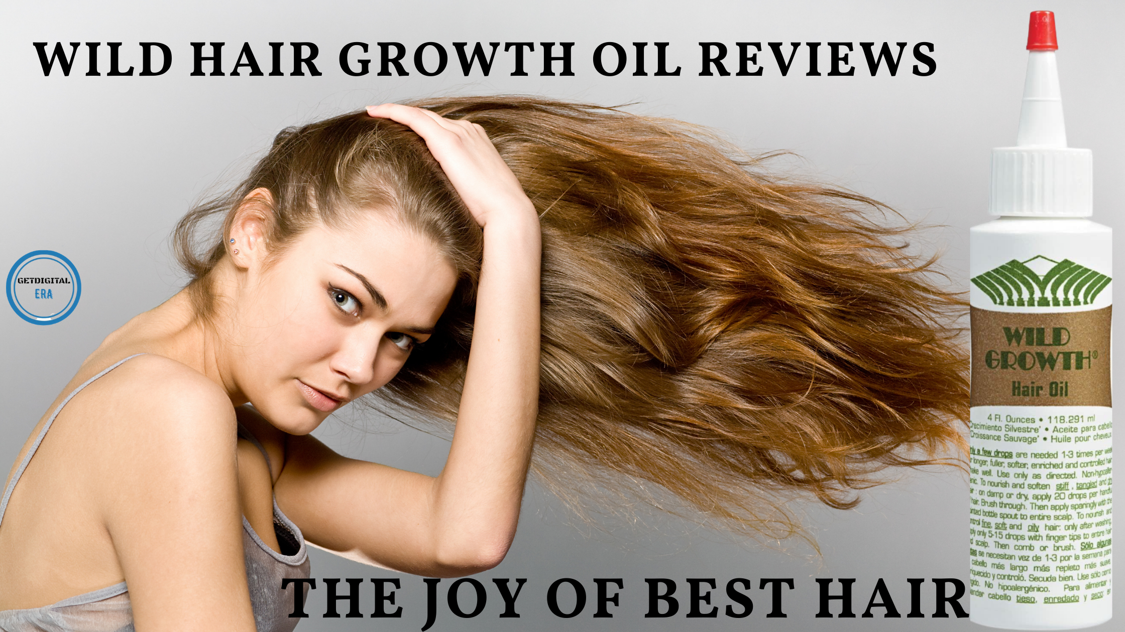 Wild Hair Growth Oil Reviews