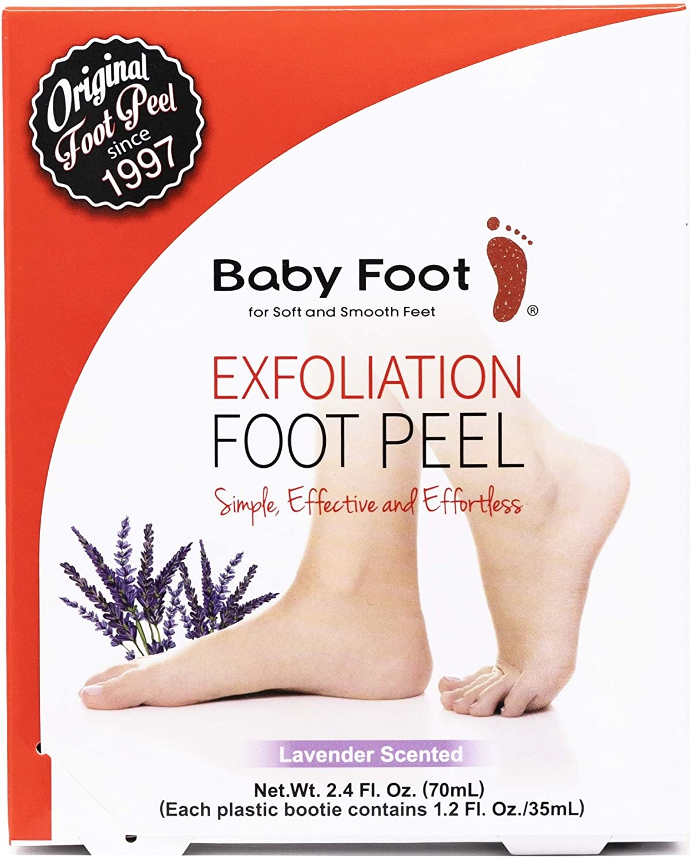 Baby Foot Peel Mask Reviews