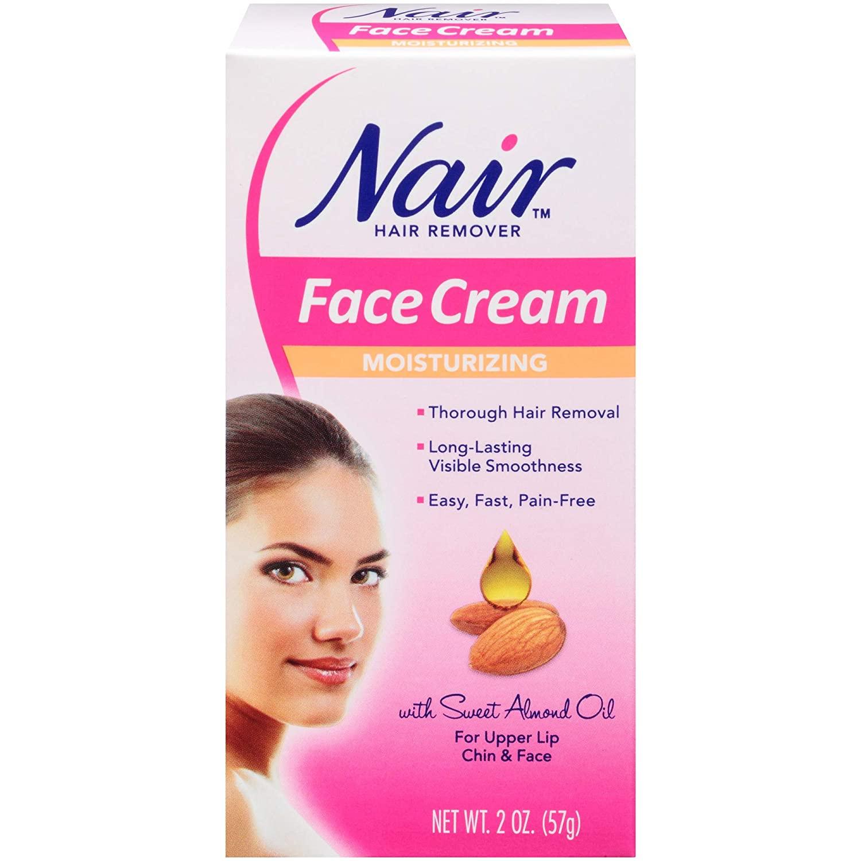 Nair Hair Remover Face Cream