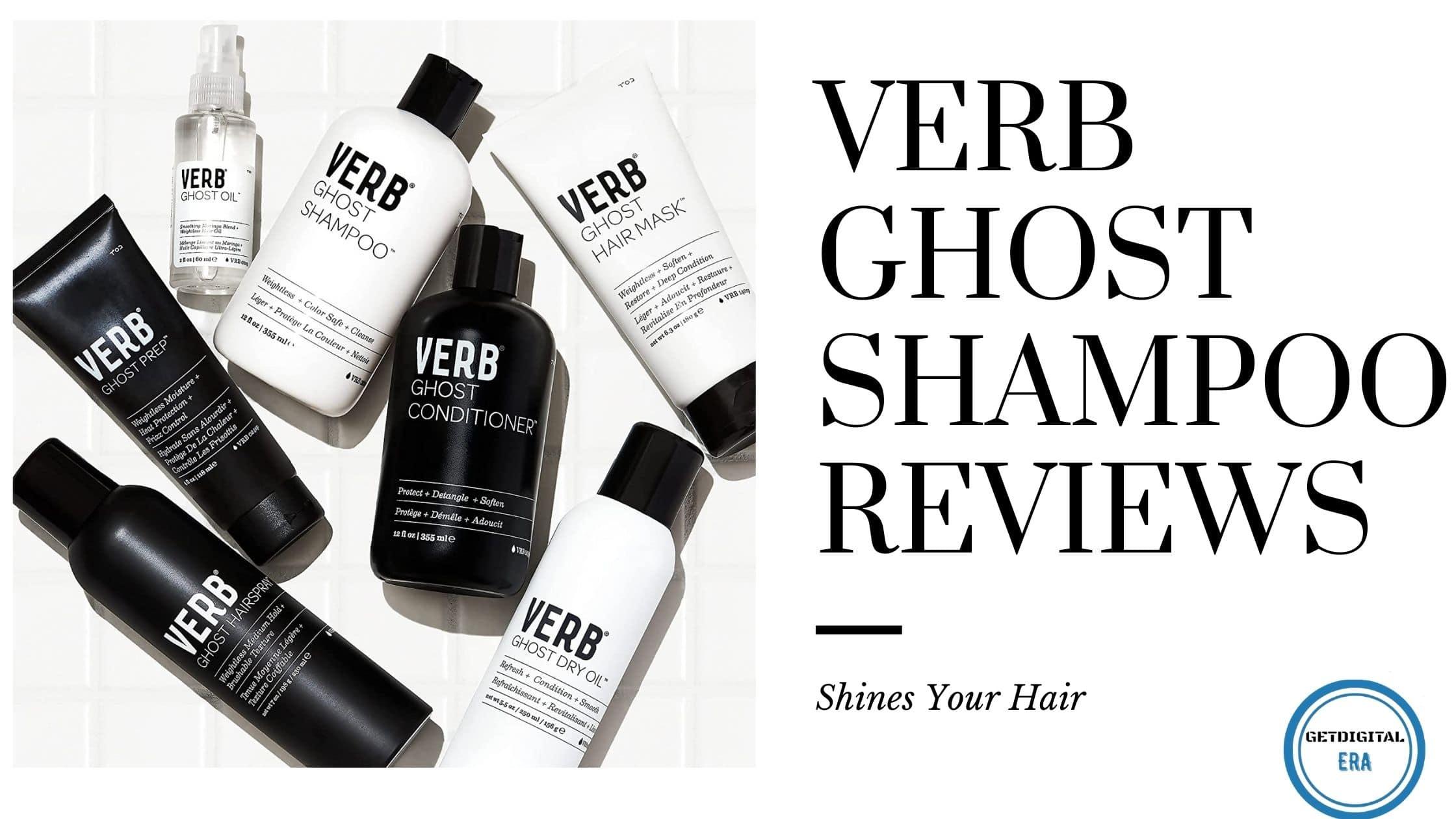 Verb Ghost Shampoo Reviews