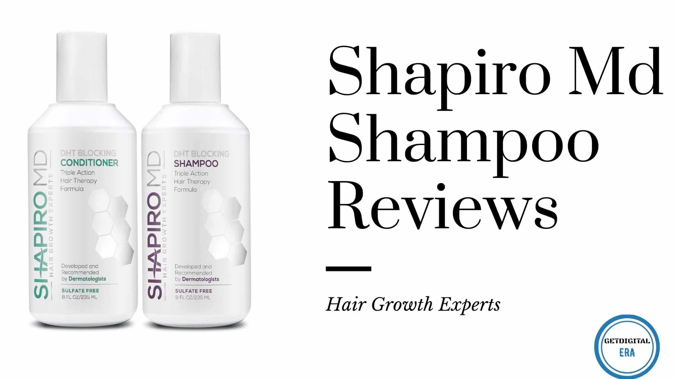 Shapiro Md Shampoo Reviews