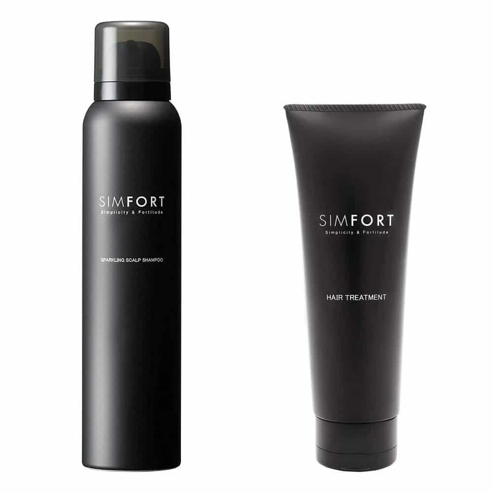 Simfort Shampoo Reviews