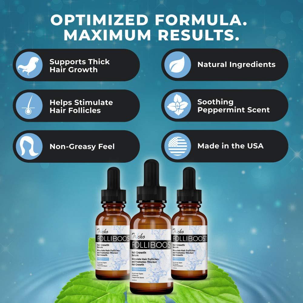 Folliboost Hair Growth Serum Reviews