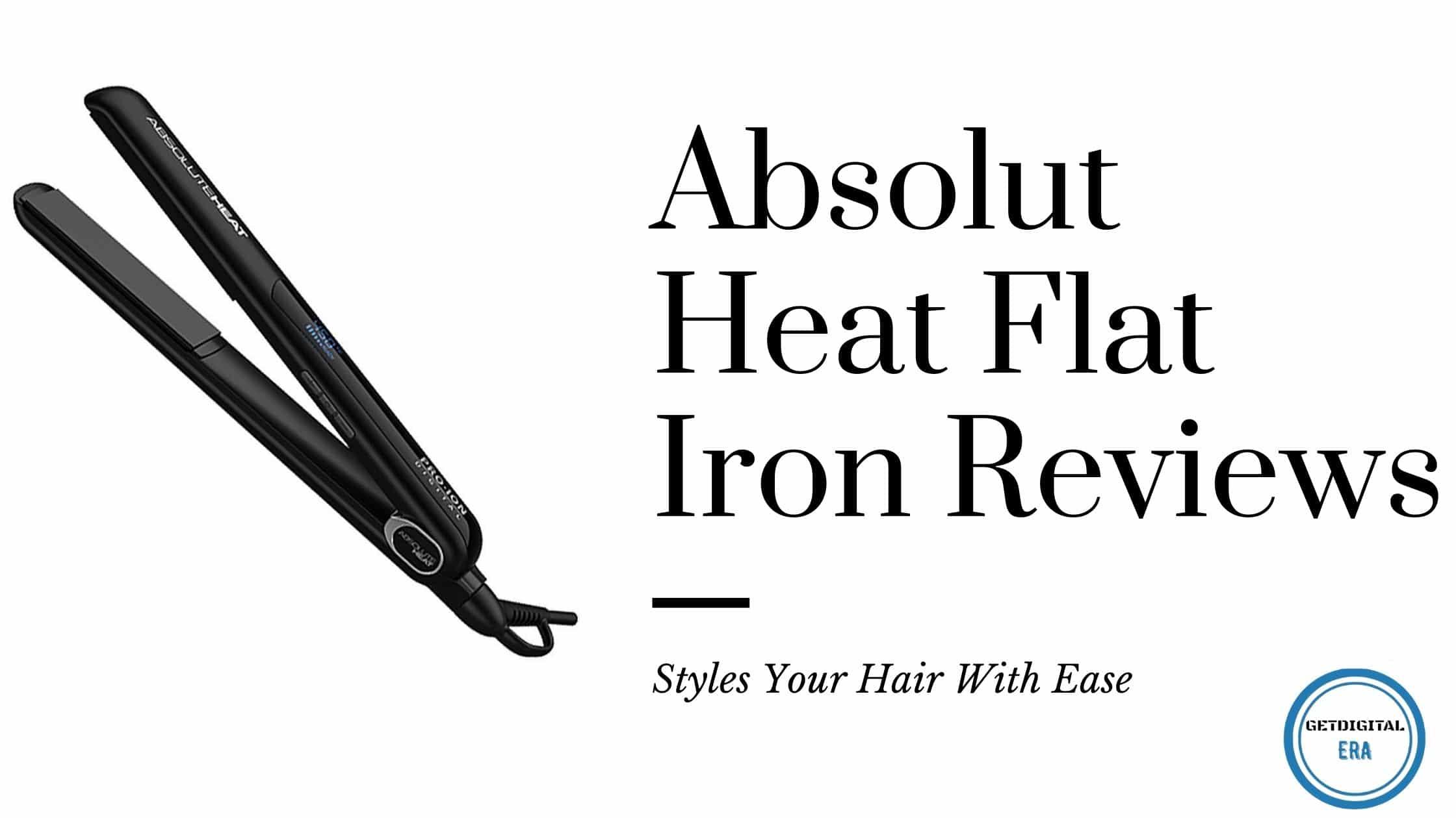 Absolute Heat Flat Iron Reviews