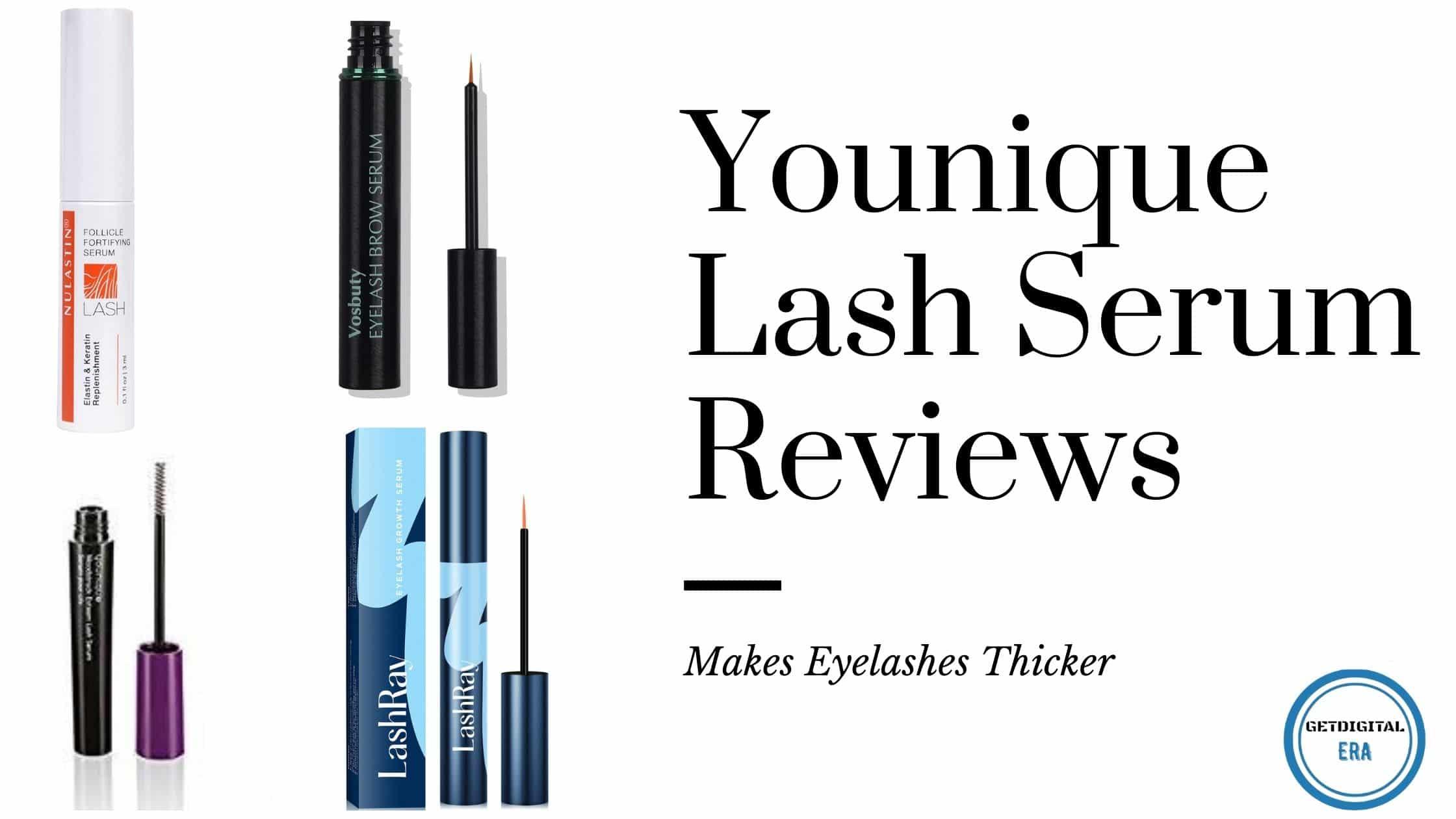 Younique Lash Serum Reviews