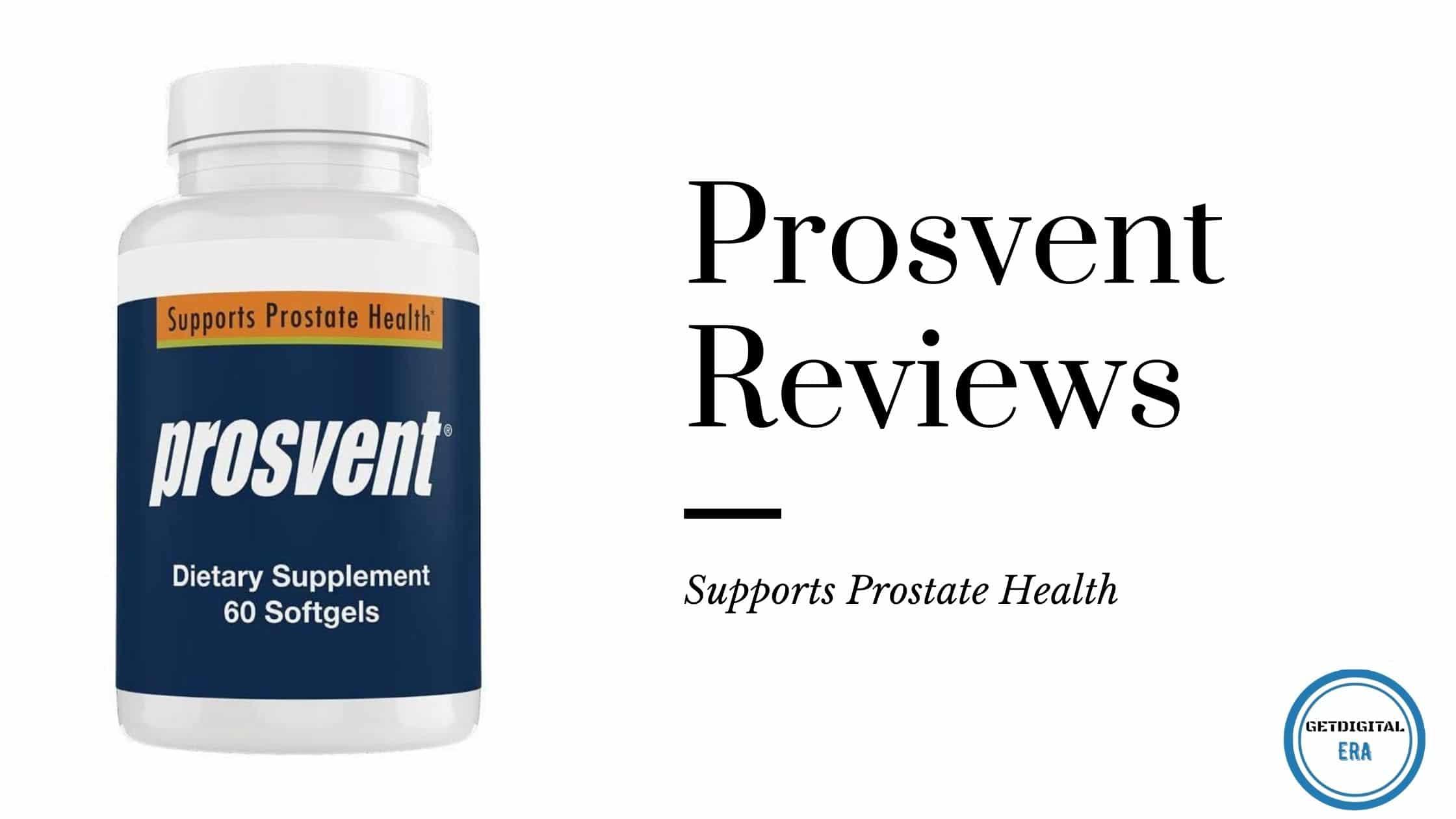 Prosvent Reviews