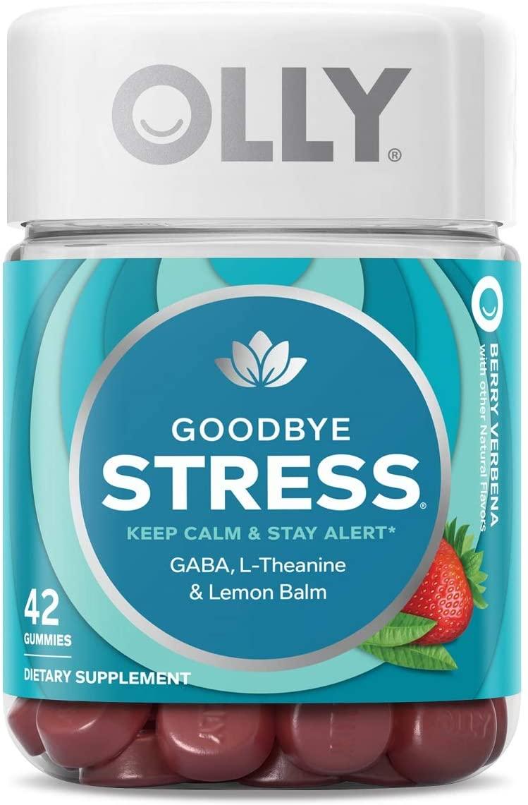 Olly Goodbye Stress Reviews