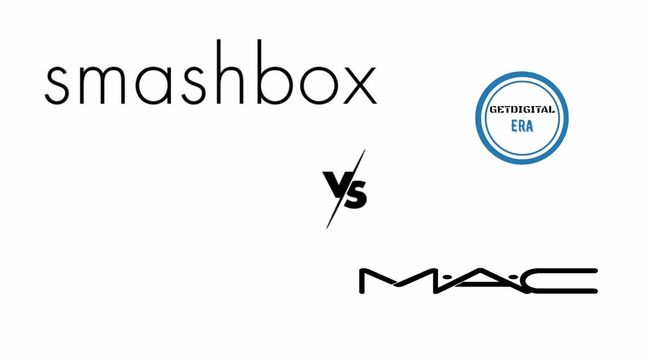 Smashbox VS Mac