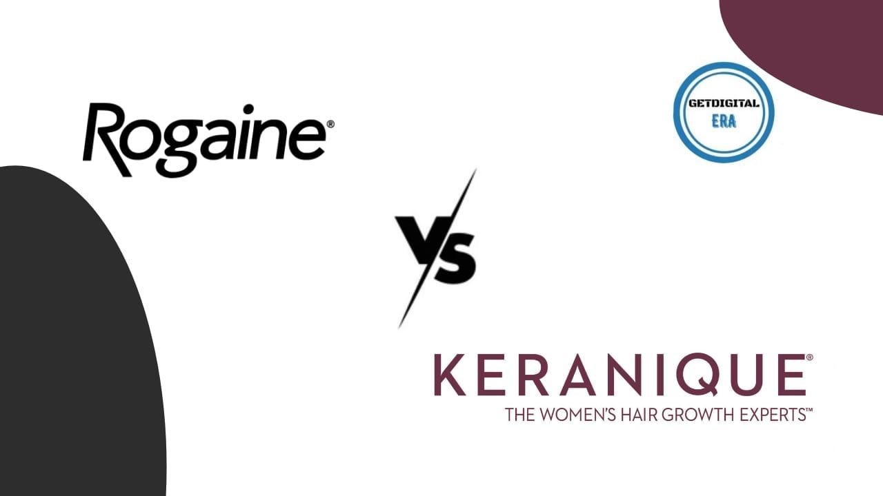 Rogaine VS Keranique